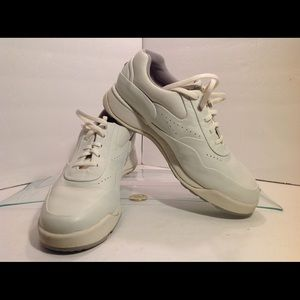 Rockport size 11 pro walker off white